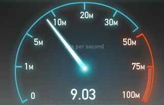 internet-speedometer